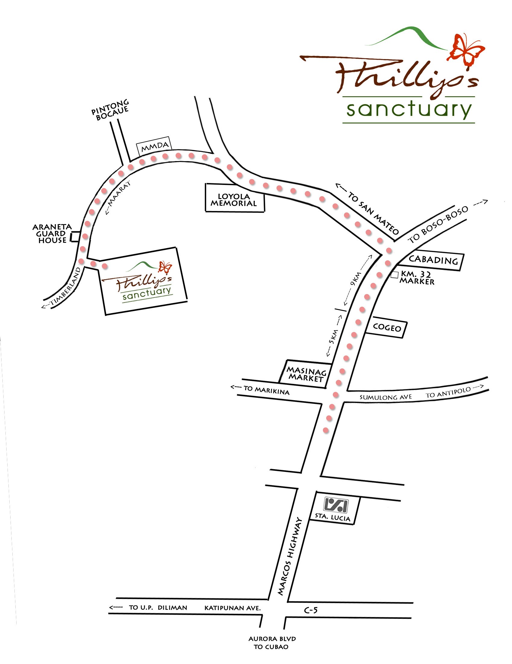 phillip's sanctuary map
